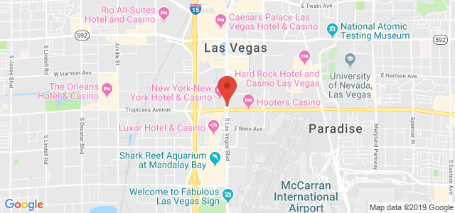 Mgm Grand Floral Map