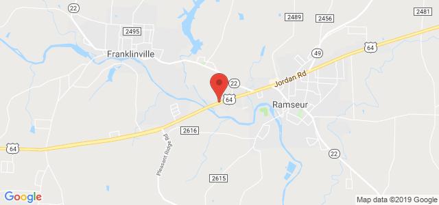 Ramseur NC Florist 27316 Zip